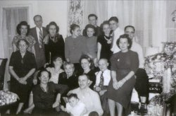 Ouellette Christmas: 1948