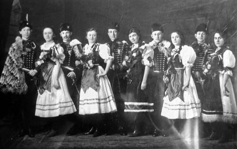 Hungarian-American Emigres