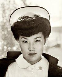 Nurse Hamaguchi: 1943