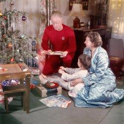 Christmas Card: 1950