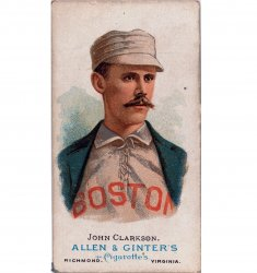 John Clarkson: 1887