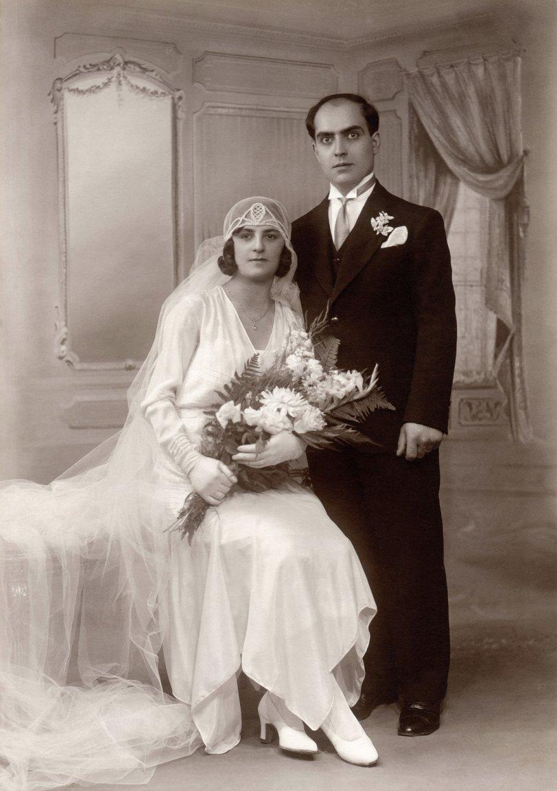 A Wedding: 1931