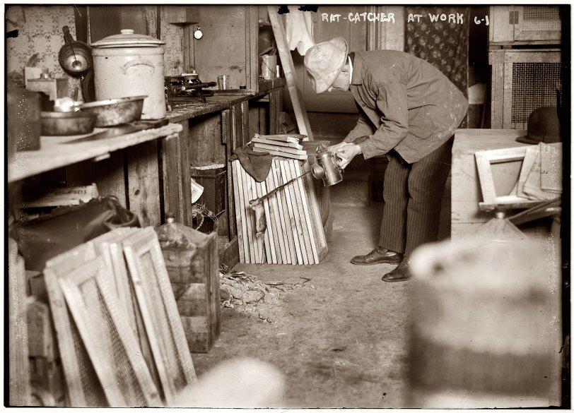 Gotcha: 1920