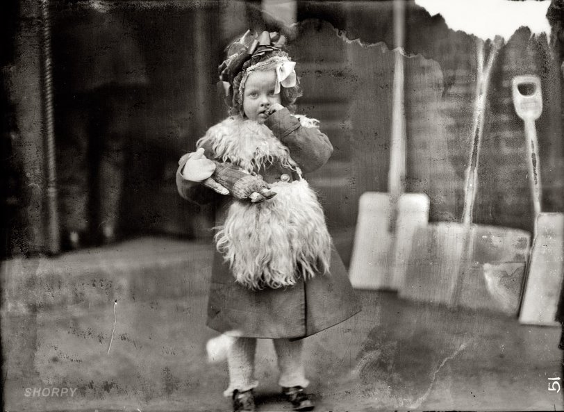 The Unknown Toddler: 1910