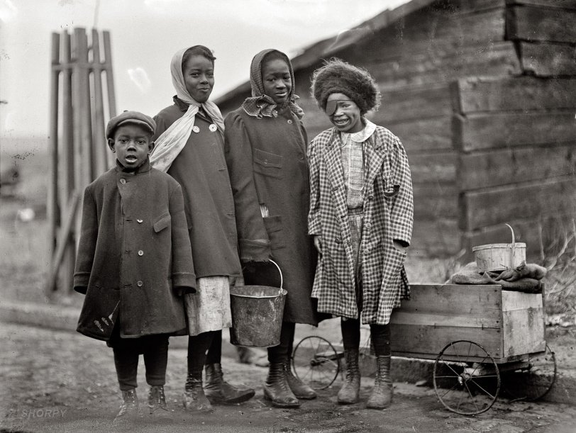 When We Were Young: 1911