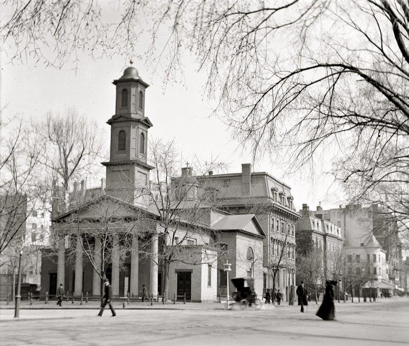 St. John's: 1900