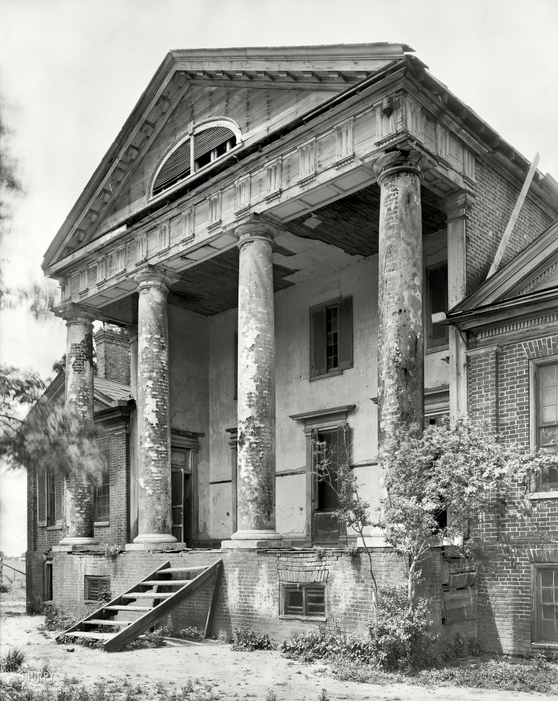 The Goode Mansion: 1939