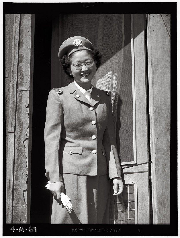 Nurse Fukuda: 1943