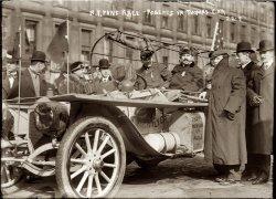 New York to Paris: 1908