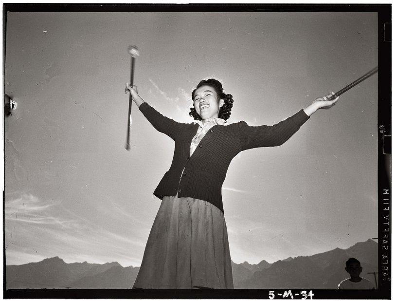 Florence Kuwata: 1943