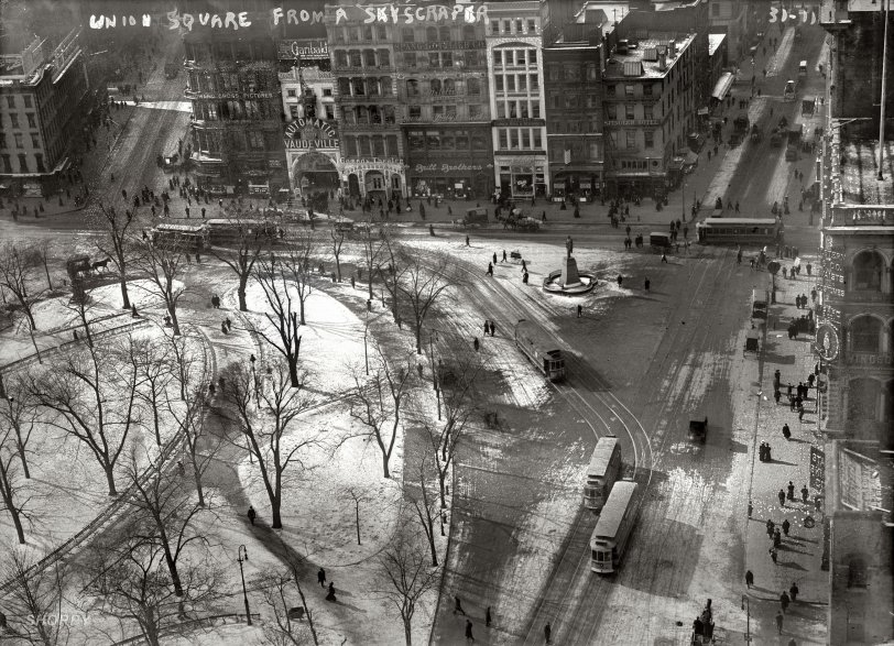 Winter Wonderland: 1908