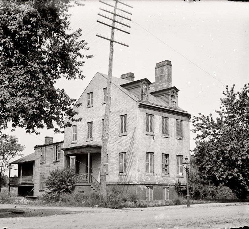 Carbery Mansion: 1901