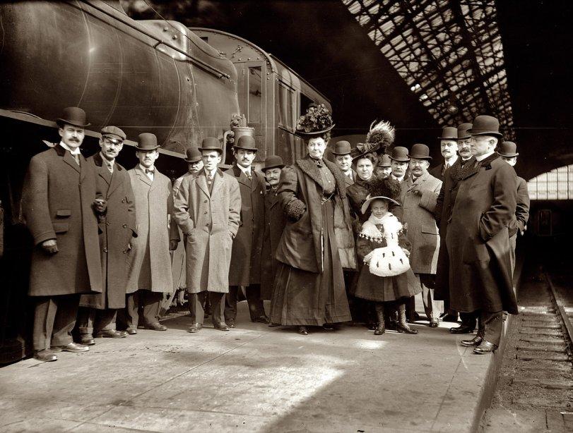 To Florida: 1908