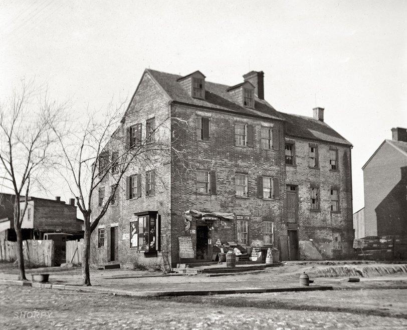 Kwik-E Mart: 1918
