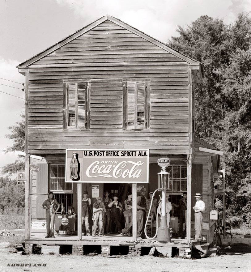Sprott, Alabama: 1935