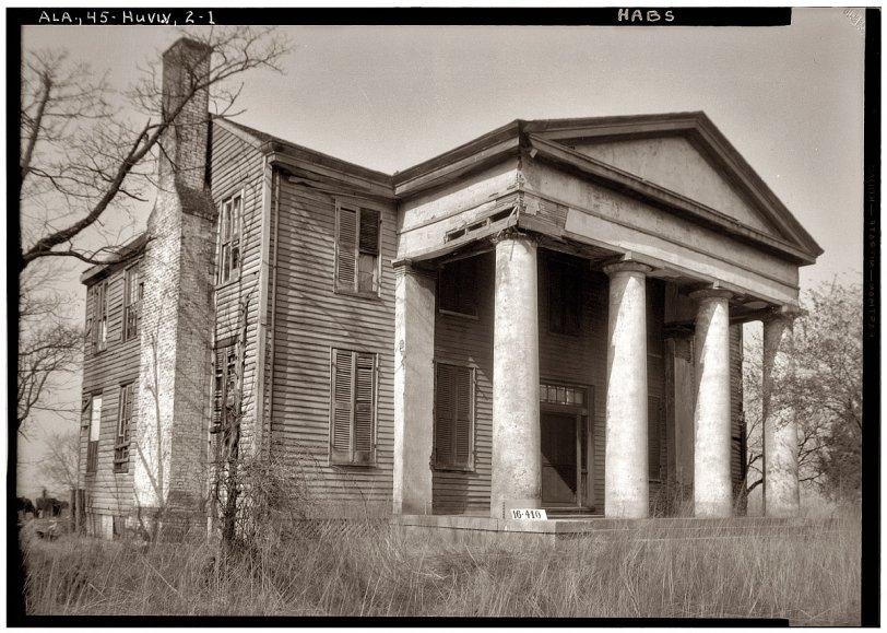 Rodah Horton House: 1934