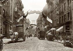 Italian Festa: 1908