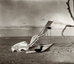 Hill of the Wreck: 1900