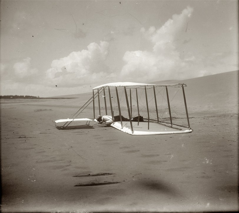 Kitty Hawk: 1901