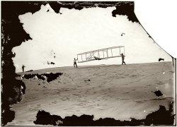 Testing Their Wings: 1902