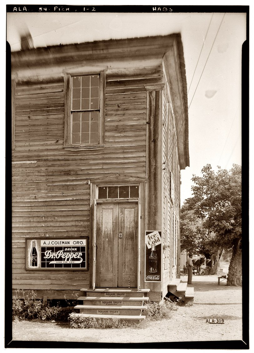 Coleman Grocery: 1937