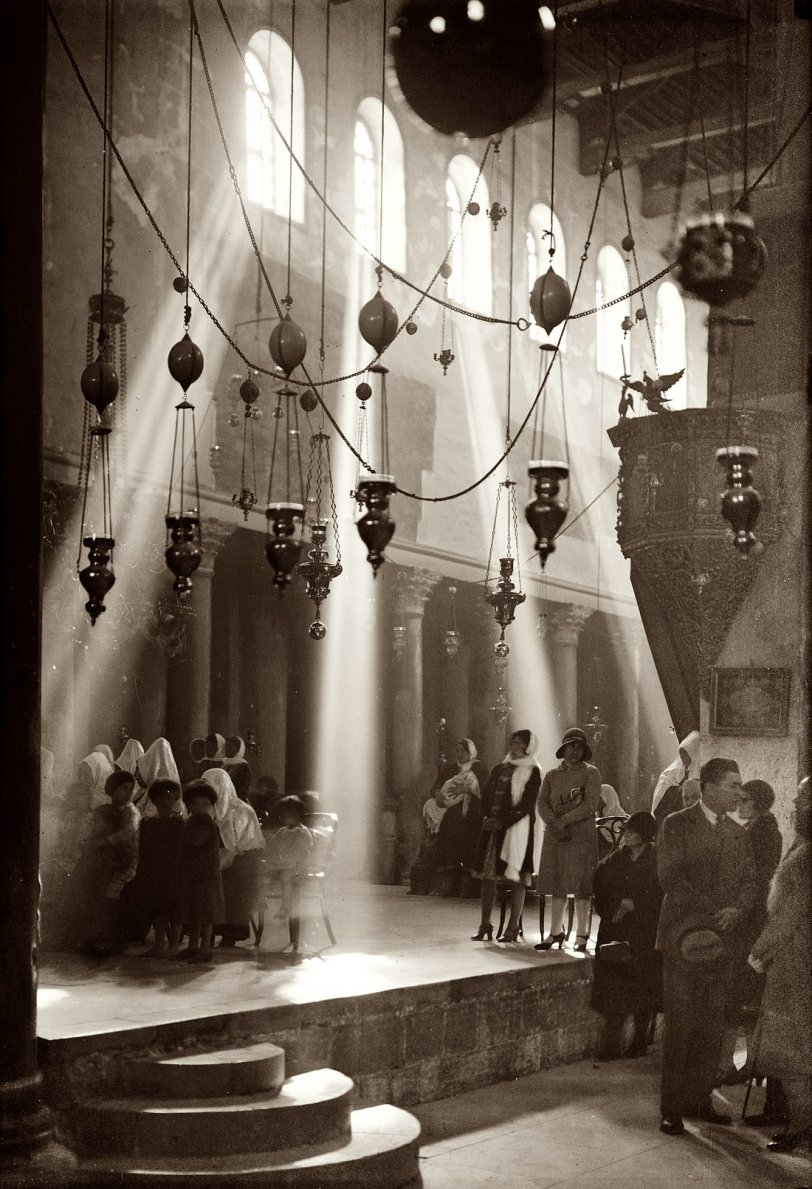 Church of the Nativity: 1940