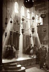 Church of the Nativity: 1940