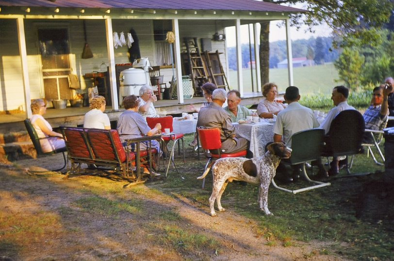 Farm to Table: 1960