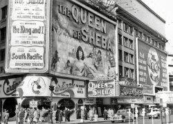 Astor Theatre: 1953