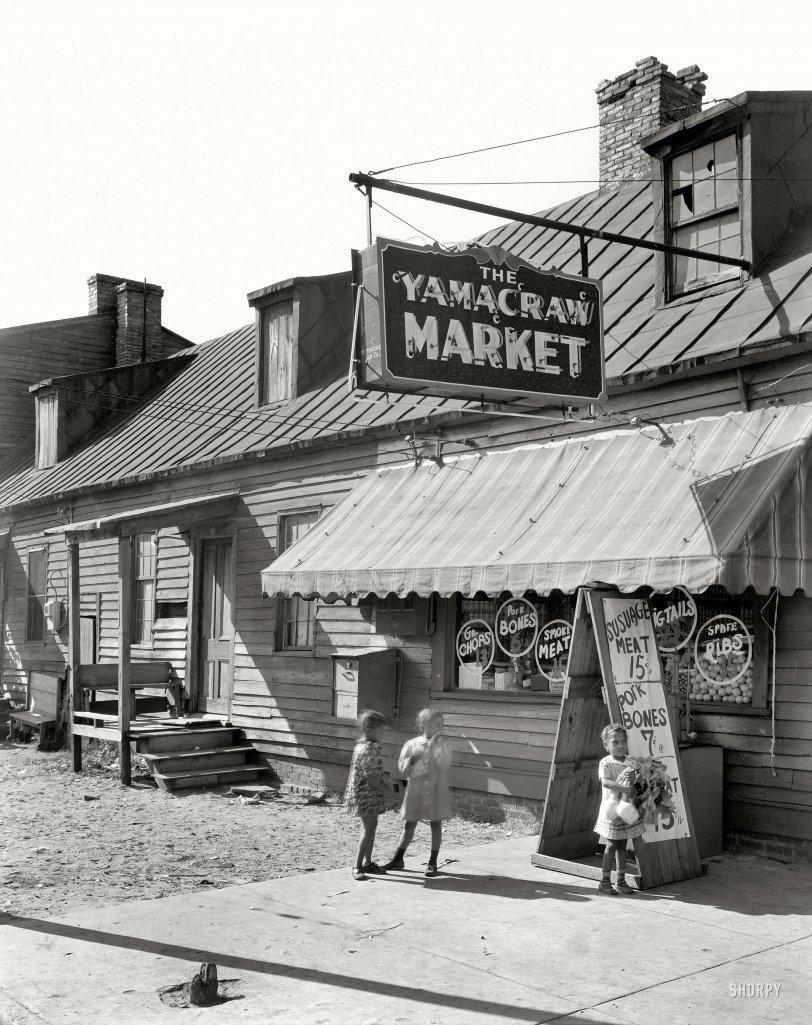Yamacraw Market: 1939