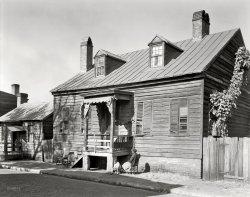Gaston Street: 1939