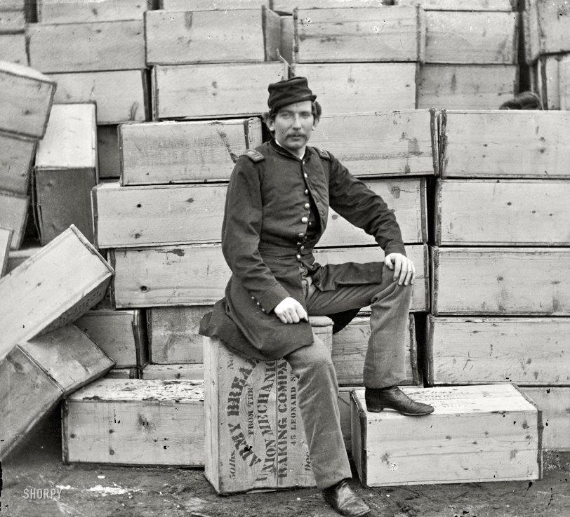 Army Bread: 1863