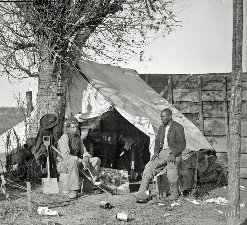 Contrabands: 1863