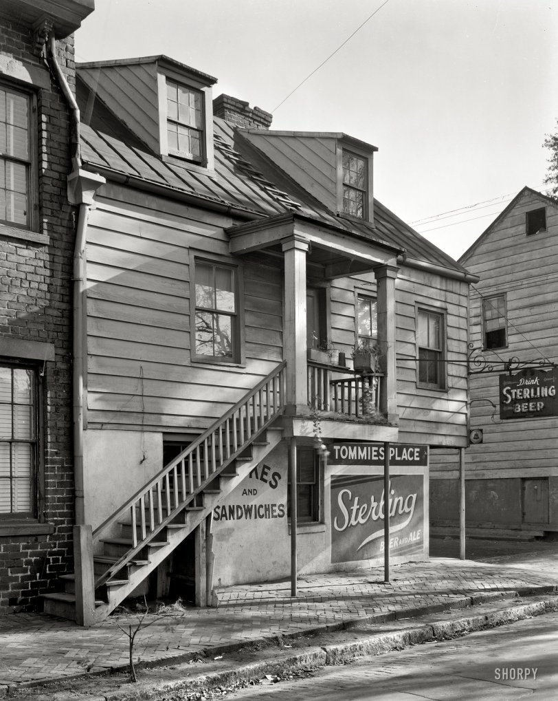 Tommies Place: 1937