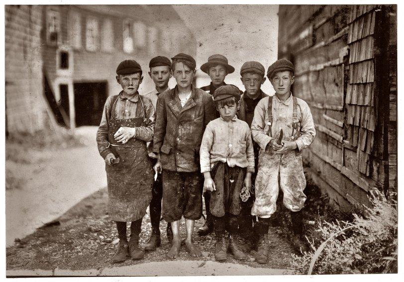 Cutting Crew: 1911