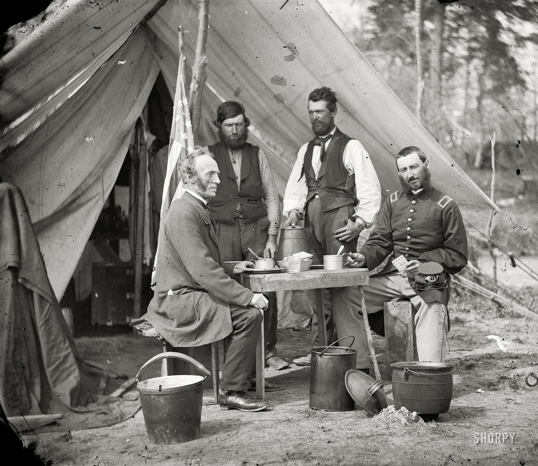 Shorpy Historic Picture Archive :: Coffee Break: 1862 high-resolution photo