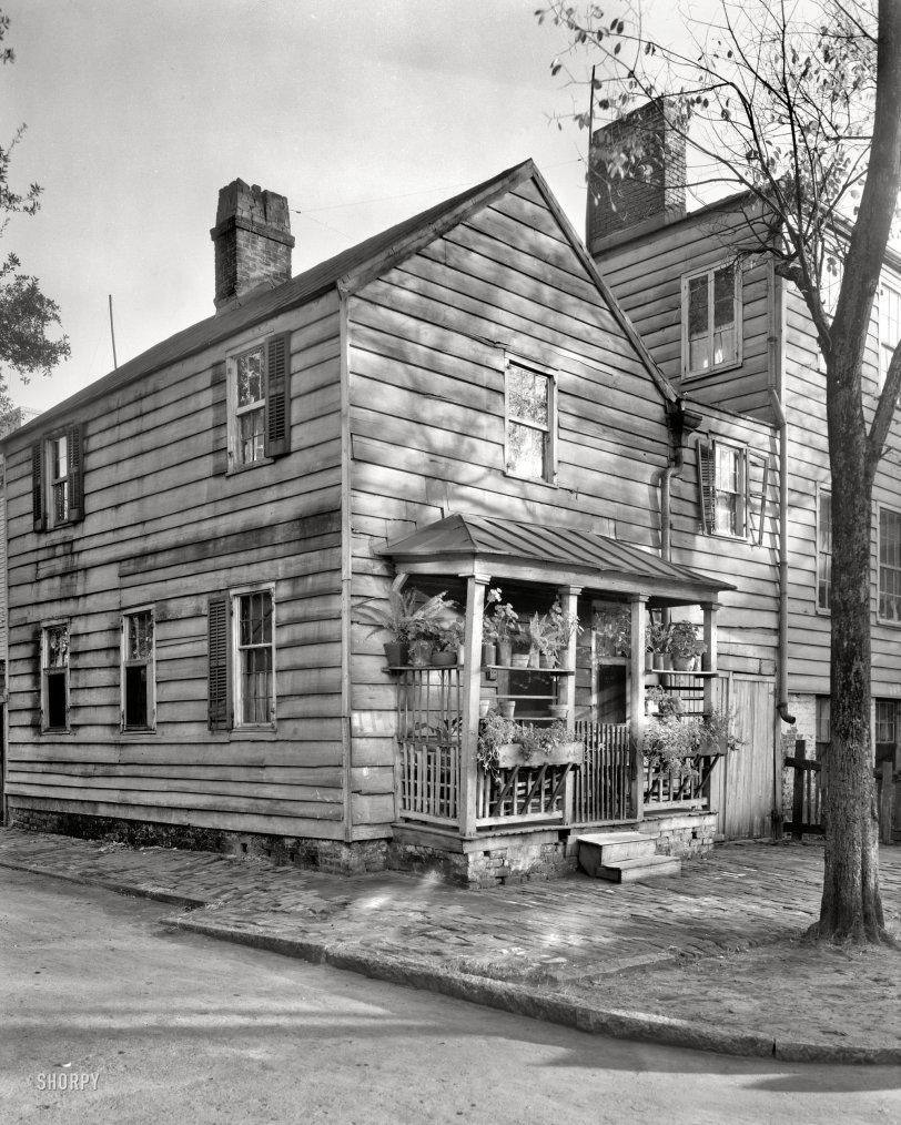 Small Dwelling: 1939