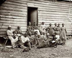 Contrabands: 1862