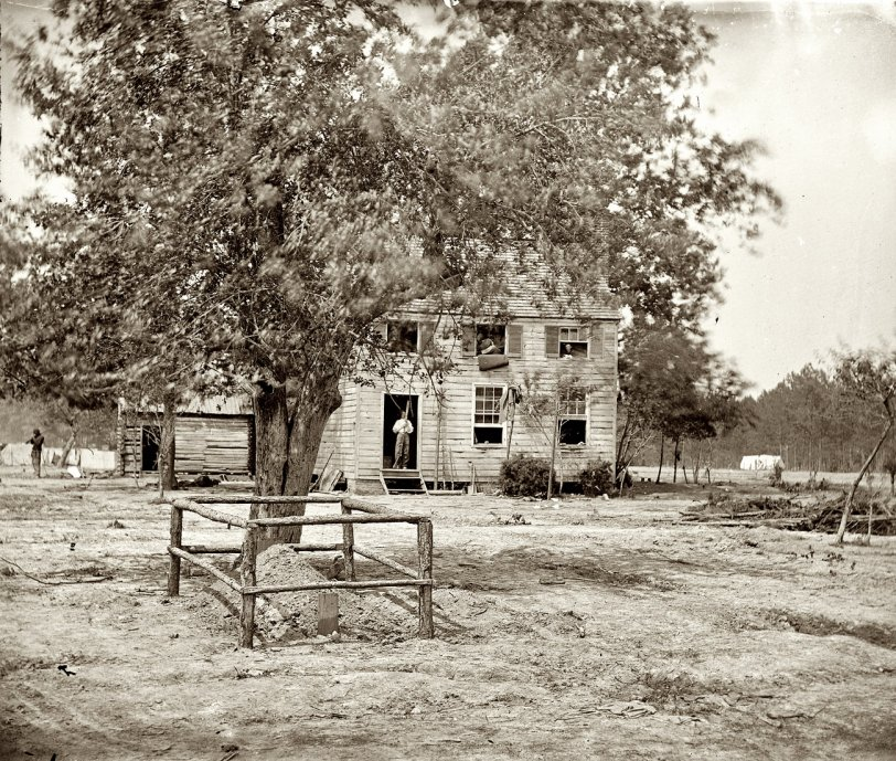 Life in Wartime: 1862