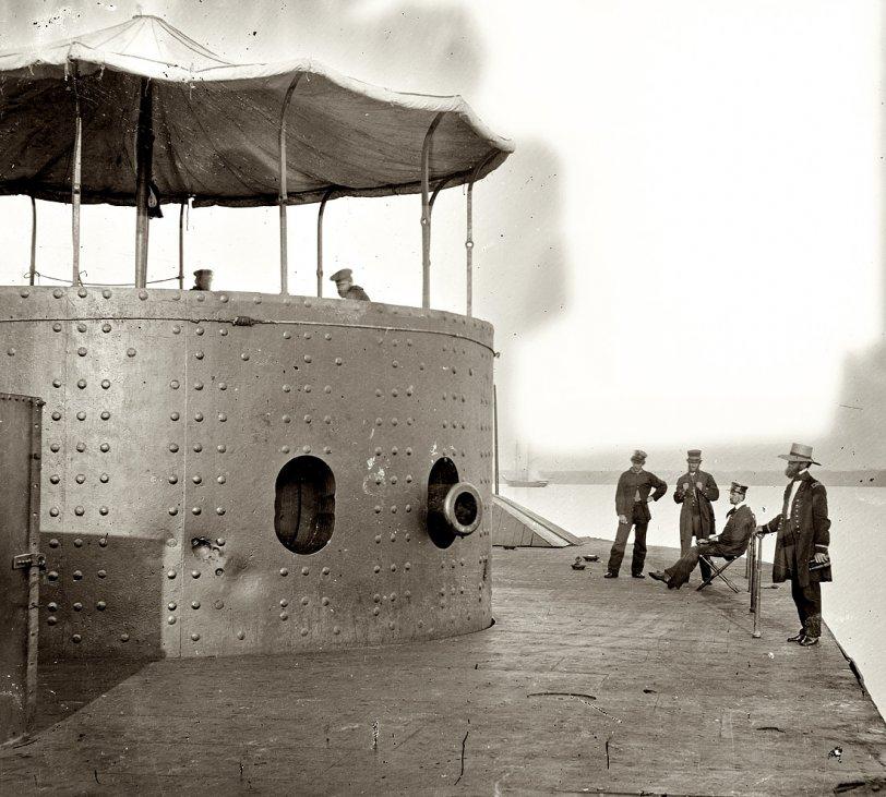 Ironclad: 1862