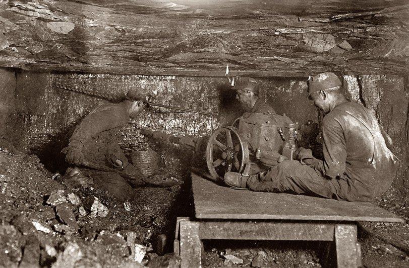 Brown Mine: 1908