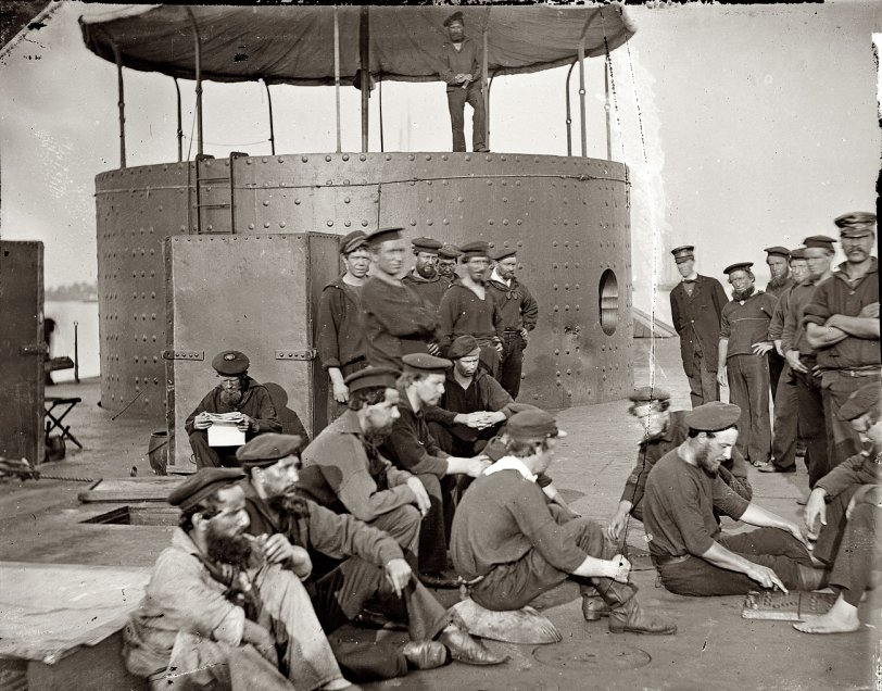 At Ease: 1862