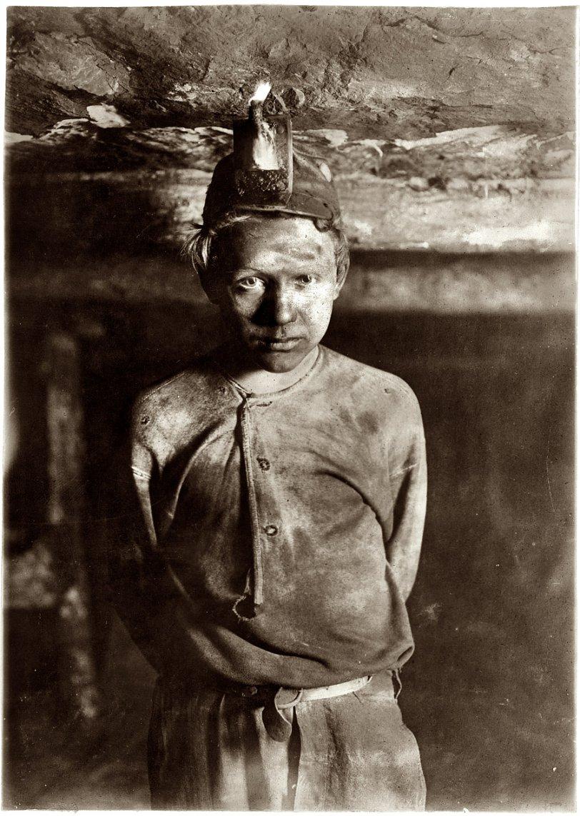 Trapper Boy: 1908