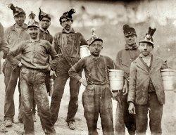 Barnesville Mine: 1908
