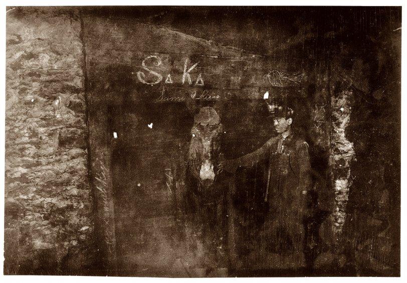 Serafino and Chub: 1911