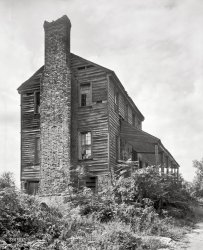 Great Chimney House: 1939