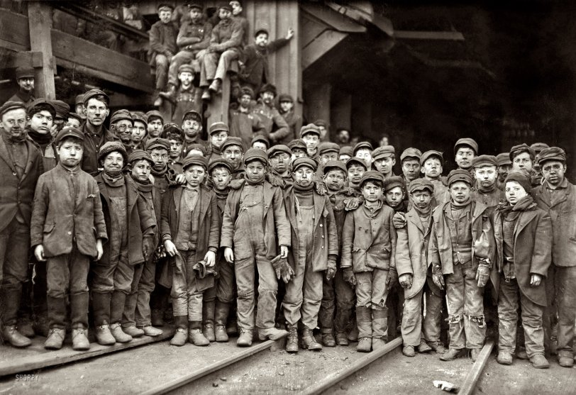 Breaker Boys: 1911