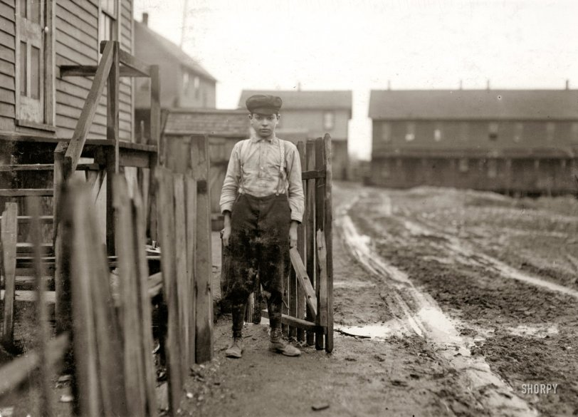 Boy in Mudville: 1911