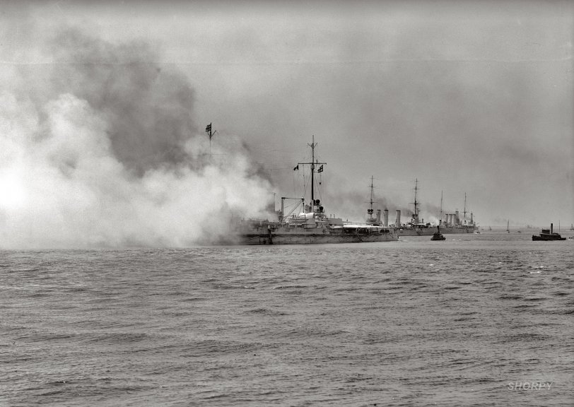 Smoke on the Water: 1912