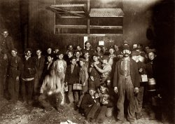 A Motley Crew: 1908